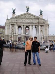 Театр во Львове