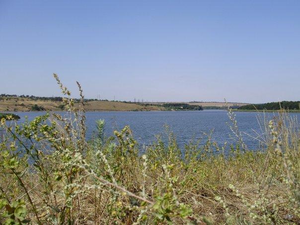Харцызское водохранилище