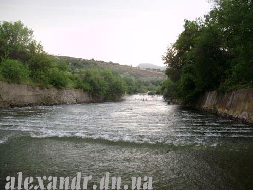 водопад зуевка