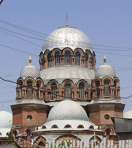 самая большая церковь кавказа