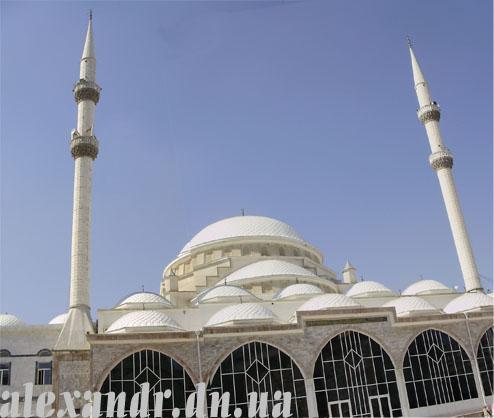 центральная мечеть Махачкалы