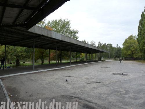 Чернобыльская автостанция