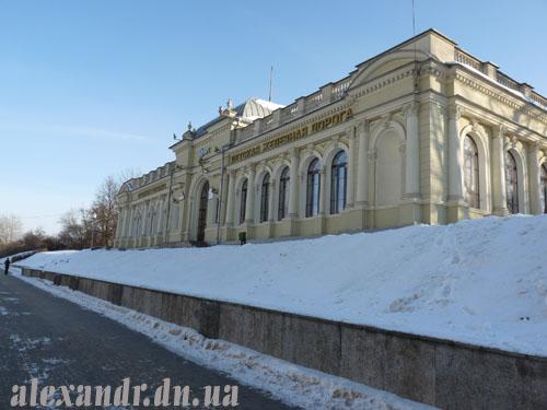 Детская железка в Минске