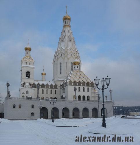 Церковь Минск