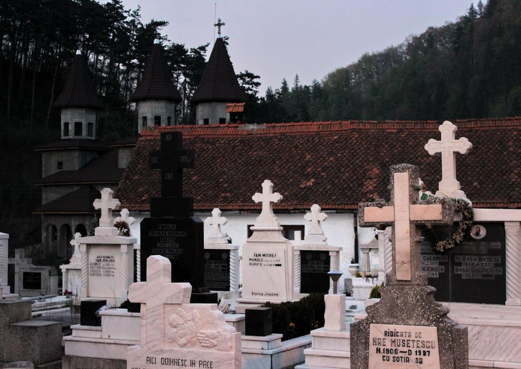 кладбище Бран