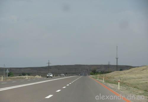 Дорога в Нахичевань