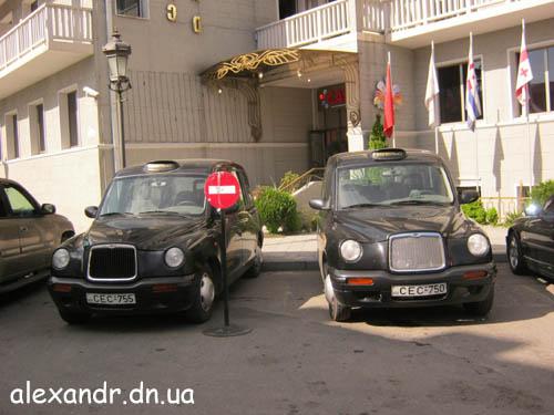 такси в Батуми