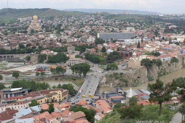 Тбилиси. Парк