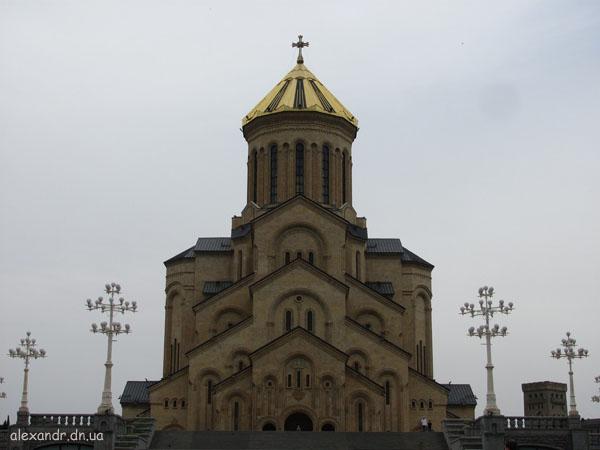 Тбилиси. Главный собор Грузии